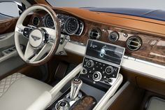 Bentley SUV- -that's all there is in this life is a little bit . . so don't bank on accepting a small portion, cause your Father makes the whole portion, just for you