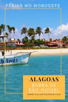 A Barra de São Miguel, a apenas 30km da capital, é daqueles lugares que não dá pra deixar de visitar quando se vai para Maceió. Mar calmo, aquele verde incrível, infraestrutura hoteleira e gente pra lá de simpática compõem o cenário perfeito para dias pra lá de deliciosos!