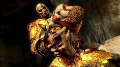 Kratos termina sua vingança em um jogo extremamente violento. (Foto: Divulgação) http://artigosetutoriais.blogspot.com.br/