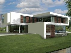 1020 m2 villa, Sweelincklaan Rotterdam, the Netherlands. By Vasco Da Silva Architects & Planners.