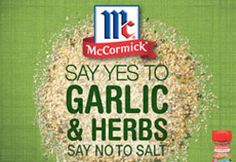 Pass the Flavor, Not the Salt Meet pepper's newest partner: garlic. Just one small substitution – garlic instead of salt – can be a major step toward reducing your daily sodium intake. Low Sodium Diet, Low Sodium Recipes, Low Cholesterol, Sodium Foods, Sodium Intake, Healthy Cooking, Cooking Recipes, Eating Healthy, Cooking Tips
