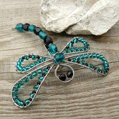 Vážka smaragdová - brož