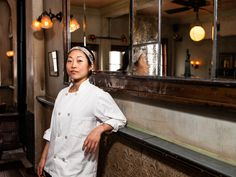 We Chat with Chef Lisa Giffen of Maison Premiere on Turning from Cook to Chef | Serious Eats