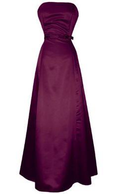 50s Strapless Satin Long Gown Bridesmaid Prom Dress Formal Junior Plus Size, 3X, Burgundy PacificPlex,http://www.amazon.com/dp/B00144L866/ref=cm_sw_r_pi_dp_NYfitb0QHMQQ3ZRW