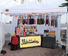 Craft Show Booth purses | Recent Photos The Commons Getty Collection Galleries World Map App ...