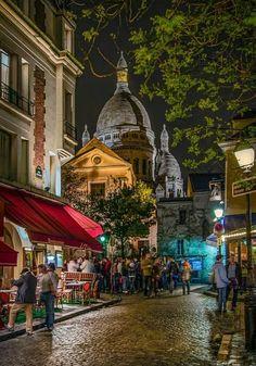 Place du Tertre ~ Montmartre, Paris