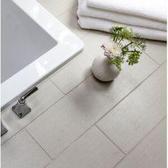 "Emser Tile Strands 12"" x 3"" Porcelain Bullnose Tile Trim in Twilight | Wayfair Large Tile Bathroom, Small Bathrooms, Cove Base, Ceramic Mosaic Tile, Modern Color Palette, Tile Saw, Tile Trim, Herringbone Tile, Engineered Stone"