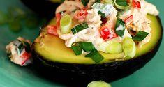 Avocado and Tuna Tapas HealthOffered