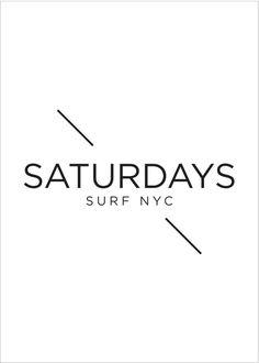 saturdays logo
