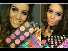 Paletas de maquillaje favoritas- Camila Coelho  https://www.facebook.com/bagatelleoficial Bagatelle Marta Esparza Palettes makeup #paletas #maquillaje