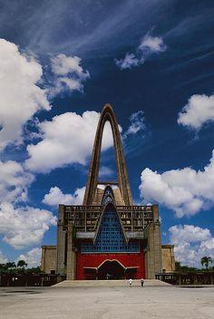 Basilica de la Virgen de La Altagracia. Higuey Dominican Republic, Republica Dominicana