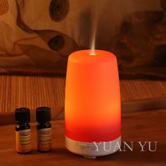 Aliexpress.com : Buy 2016 Hot Sale Humidifier Cooloer Aroma ... Aroma Diffuser, Essential Oil Diffuser, Essential Oils, Steam Humidifier, Air Purifier, Pillar Candles, Aromatherapy, Mists, Steam Room
