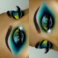 121 stunning makeup looks for blue eyes - Deana Rossi - Makeup Makeup Eye Looks, Beautiful Eye Makeup, Eye Makeup Art, Crazy Makeup, Skin Makeup, Makeup Inspo, Eyeshadow Makeup, Makeup Goals, Makeup Hacks