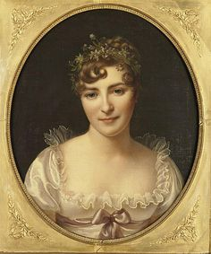 Lorimier, Henriette (1775-1854) - 1801 Mme. de Margolis (Musee de Grenoble, France) | Flickr - Photo Sharing!