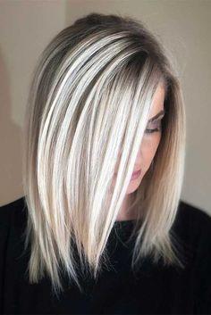 Najmodniejsze fryzury damskie 2018