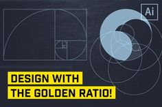 CREATE THE GOLDEN RATIO SPIRAL AND A LOGO MARK WITH THIS TUTORIAL! | We'll create the Golden Ratio rectangle from scratch in this tutorial...