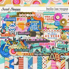 Hello Las Vegas by Shawna Clingerman and Jady Day Studio