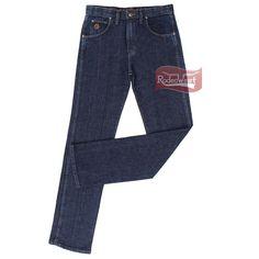 Calça Jeans Masculina Azul Escuro Elastic - Wrangler 20X 21XG8.84.36