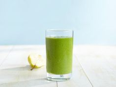 Kale and Pear Green Smoothie Recipe : Food Network - FoodNetwork.com