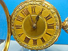 Roskell with magnificent 3 color gold dial pocket watch Old Watches, Pocket Watches, Pocket Watch Antique, Rolex, Pendant Watch, Buy And Sell, Antiques, Stuff To Buy, Accessories