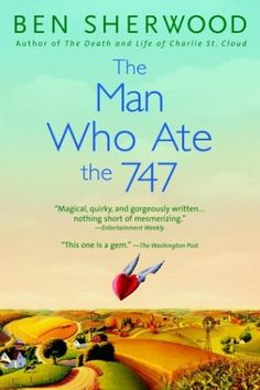 Richly romantic, whimsical, and uplifting, The Man Who Ate the 747 is a flight of fancy from start to finish.  It stretches imagination, bends physics and biology, but believe it just a little and you may find yourself reaching for your own records, the kind that really count.  Written with tenderness, originality, and insight, filled with old-fashioned warmth and newfangled humor, it is an extraordinary novel, a found treasure that marks the emergence of a major storytelling tale.