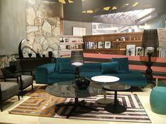 Dal 04 al 09 aprile 2017 Sofa, Couch, Italian Style, Armchair, Table Lamp, Interior Design, Fresh Fresh, Philippe Starck, Milano