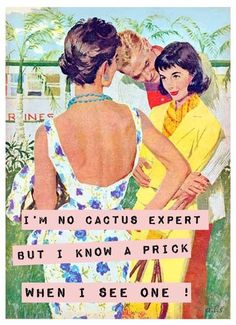 Vintage Humor - very sharp Vintage Humor, Retro Humor, Vintage Quotes, Retro Funny, Vintage Art, Vintage Style, Haha Funny, Hilarious, Lol