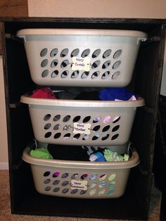 This is the finished project for Laundry