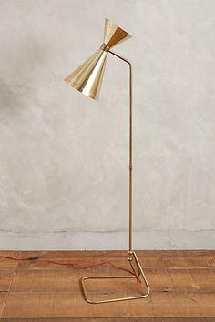 Novara Floor Lamp - anthropologie.com #anthroregistry
