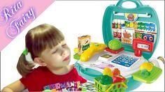 Супермаркет Играем вместе в магазин Игры для детей Новые игрушки Распако...
