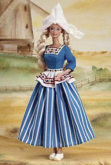 <em>Dutch</em> Barbie® Doll