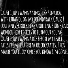 rock + roll lyrics by eden