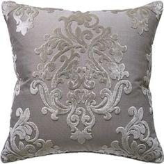 elegant throw pillow