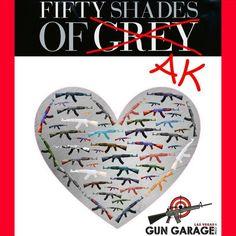 valentine's day gun sale