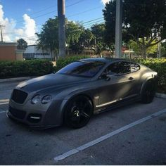 Onyx Design Bentley GT