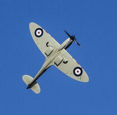 Spitfire IXT #plane #WW2