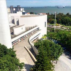 View of Xiamen University. 3.5 weeks of music creation. #music #xiamen #takemeback
