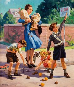 illustrations henry hintermeister - Page 2 Posters Vintage, Retro Poster, Vintage Artwork, Vintage Prints, Art And Illustration, Vintage Abbildungen, Photo Vintage, Vintage Pictures, Vintage Images