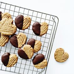 Peanut Butter Cookies (vegan & gluten-free) - Fraiche Nutrition