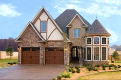 House Plan 17-2307. #Houseplans