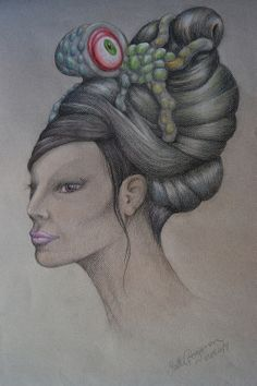 05052014_space_age_nefertiti by Xepera