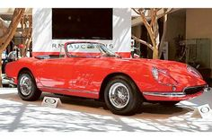 Deal makes classic automobile the most expensive road car ever sold at auction Maserati, Bugatti, Lamborghini, Ferrari, Vespa, Crazy Mind, Pebble Beach, World Records, Dream Cars