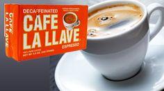 La Llave decaf Cuban coffe. 8.8 oz vacuum pack.