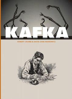 Kafka, by Robert Crumb and David Zane Mairowitz