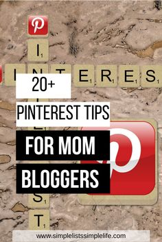 """Find help with Pinterest for Bloggers. Drive traffic to your Mom blog using Pinterest by using these techniques. Easy, step-by-step instruction for setting up your Pinterest business account, making your blog """"Pinning friendly"""", and sharing your posts to drive traffic."""
