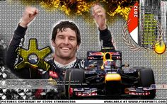 The sixth wallpaper in the 2012 Victor's Series commemorates Mark Webber's victory in the 2012 Monaco Grand Prix held at Monte Carlo.