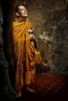 Thai Forest Monk