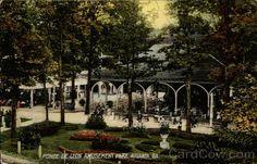Atlanta GA Ponce de Leon Amusement Park