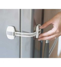 The Multi Lock by BabyDan is a complete all-rounder for protecting children in the home. The Multi Lock fixes with adhesive pads (included) and can be fitted. Tesco Direct, Childproofing, Bathroom Hooks, Cupboard, Adhesive, Door Handles, Safety, Baby Dan, Home Decor
