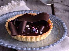 Receta | Quiche de chocolate - canalcocina.es